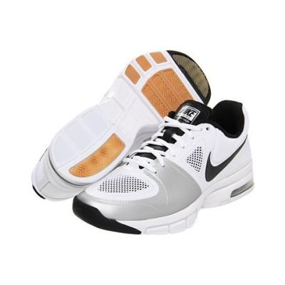 0df73a394c4c3d Nike Air Extreme Volley Women's Volleyball Shoes - White/Black-Metallic  Silver-Gum Yellow