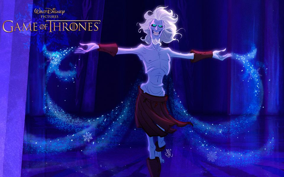 What 11 'Game Of Thrones' Characters Would Look Like If They Woke Up In A Disney Movie