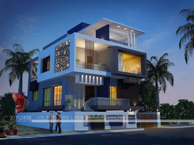 Ultra Modern Home Designs Modern Bungalow House Modern Bungalow