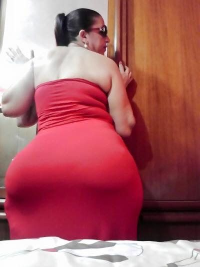 Latina bbw on deck
