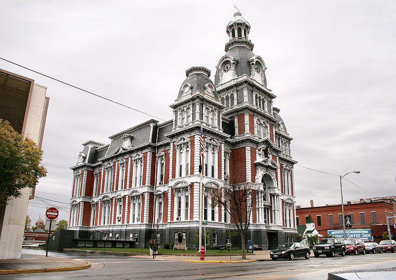 Van wert ohio courthouse Van wert, Van wert ohio, Ohio