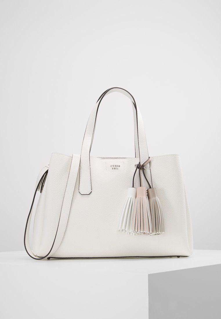 0cddde0b7853b TRUDY GIRLFRIEND SATCHEL - Torebka - white @ Zalando.pl 🛒 | bags