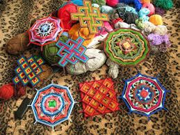 Картинки по запросу мандала плетение фото