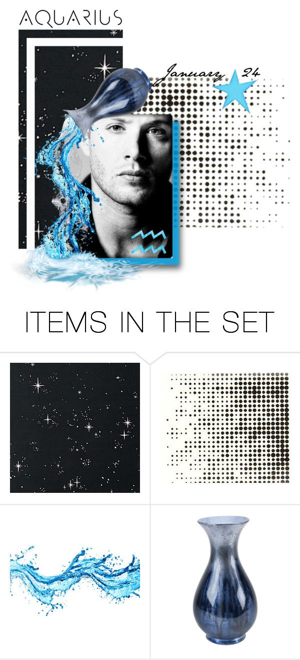 """""""Age of Aquarius"""" by laniocracy ❤ liked on Polyvore featuring art"""