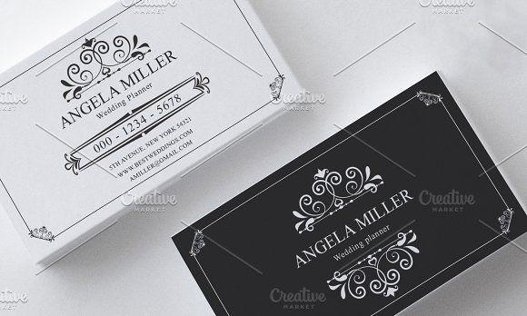 Elegant vintage business card pinterest business cards and card elegant vintage business card creativework247 fbccfo Images