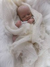 BEAUTIFUL REBORN  BABY~DOLL~ LUCY SCULPT BY SIMON LAURENS~