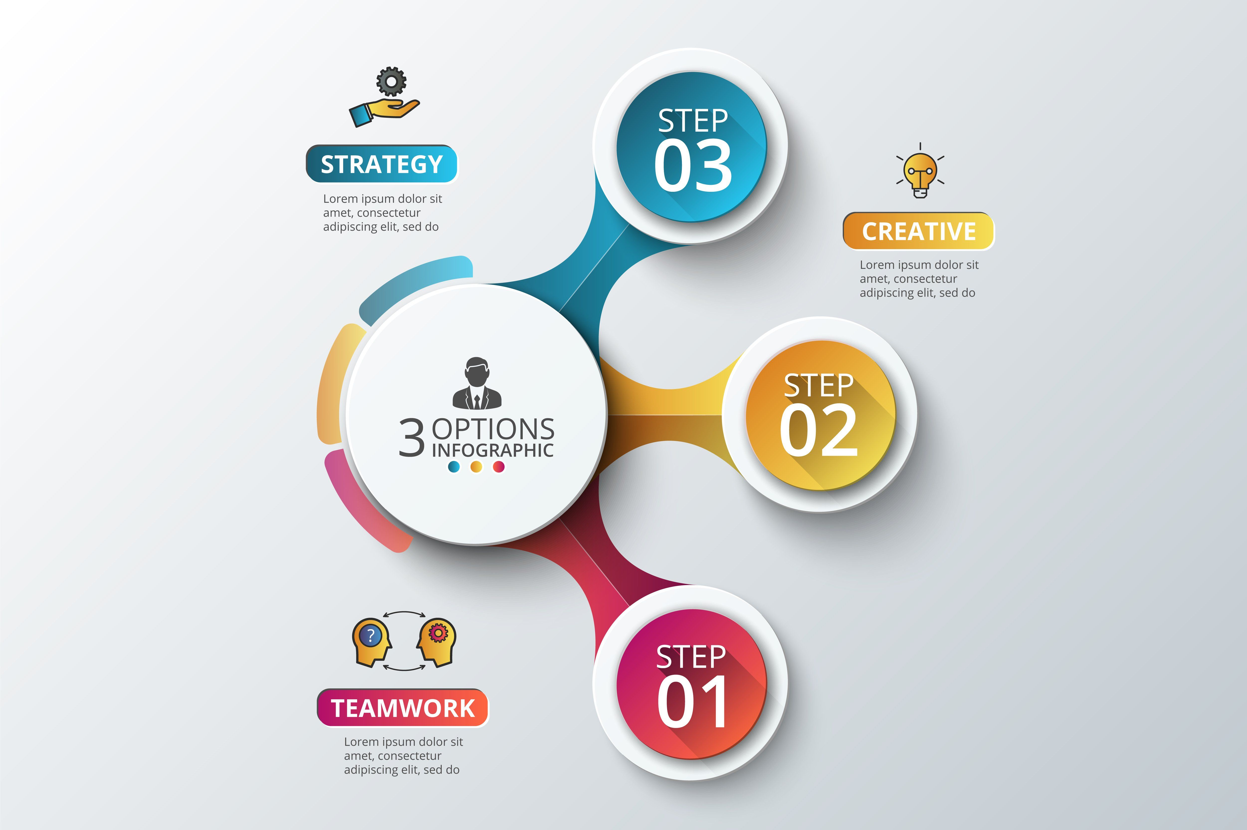 Diagrams For Business Infographic V6 Business Infographic Infographic Templates Powerpoint Design Templates