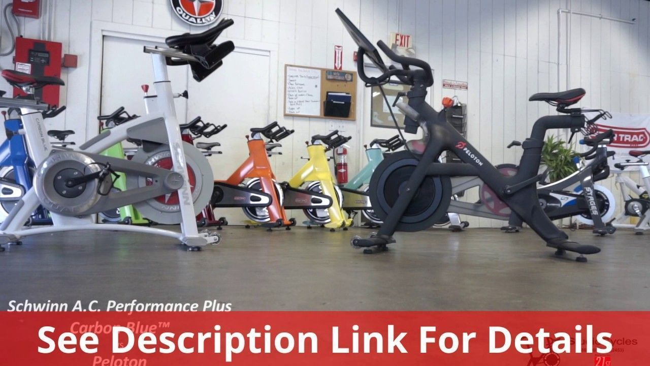 This Can Be Achieved By Adding More Weight Increasing The Number Of Repetitions Or By Adding On Additional Biking Workout Bicycle Workout Best Exercise Bike