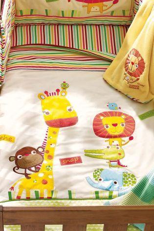 Jungle Brights Next Nursery Theme Uk Bedding
