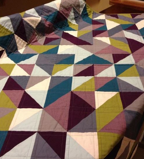 A Beautiful Collection of Half Square Triangle Quilt Patterns ... : hst quilt - Adamdwight.com