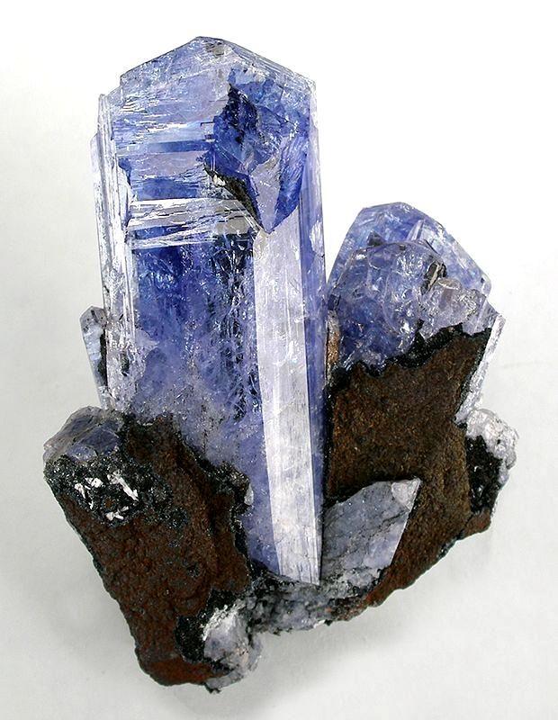 Tanzanite - Merelani Mines, Arusha, Tanzania
