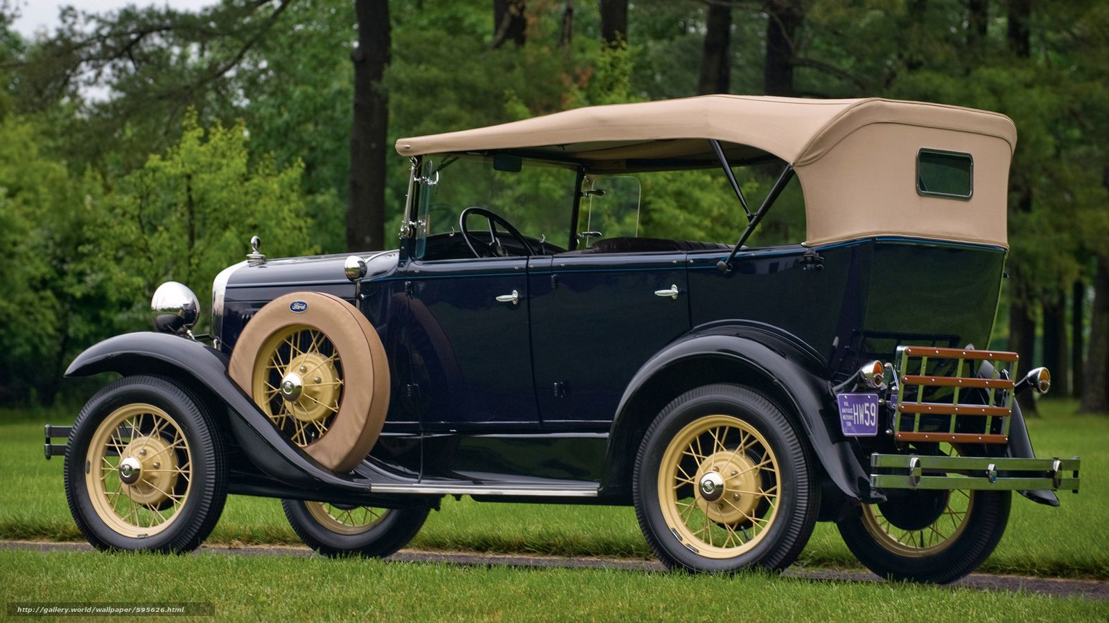 1930 Ford Model A 4 Door Phaeton Ford Models Ford Classic Cars