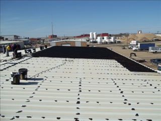 Industrial Roof Repair Edmonton - Edmonton Metal Roof, Flat, Coatings, SPF, Spray Foam, Gutters