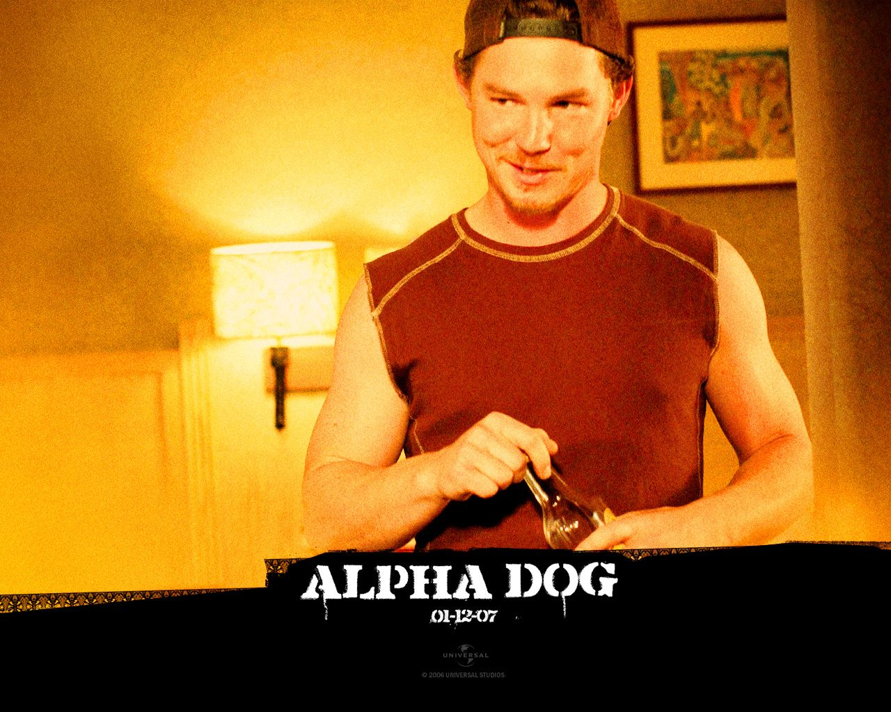 Watch Streaming HD Alpha Dog, starring Emile Hirsch, Justin Timberlake, Anton Yelchin, Bruce Willis. A drama based on the life of Jesse James Hollywood, a drug dealer who became one of the youngest men ever to be on the FBI's most wanted list. #Biography #Crime #Drama http://play.theatrr.com/play.php?movie=0426883