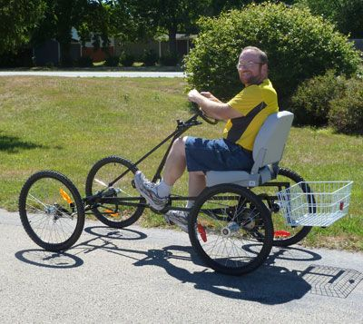 Image Result For Quadricycle Bike Bicycles Pinterest