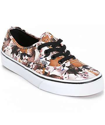 12a6afc8d2 Vans x ASPCA Authentic Kittens Shoes (Womens)