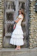 Saloon skirt & Corset top