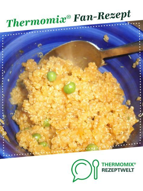 Photo of Quinoa – totally delicious !! and also vegetarian / vegan