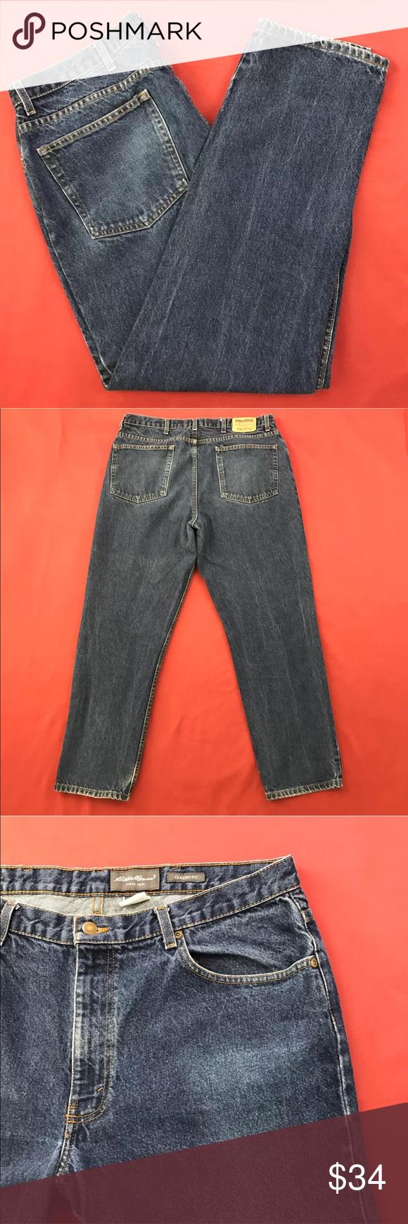 """Blue Jeans 32"""" Inseam Blue jeans mens, Blue jeans"""
