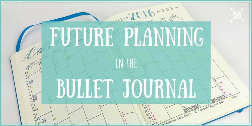 Future planning is often touted as one of the weak points of the Bullet Journal system. While I agree that there is not really a built-in way to plan for future events, there are definitely quite a few options out there to get the job done. Today, I'm going to cover 5 of the more commonRead more