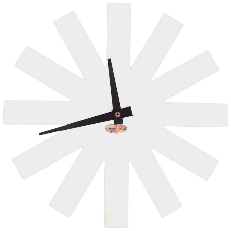 Superb 1stdibs.com   George Nelson Asterisk Clock For Howard Miller Amazing Ideas