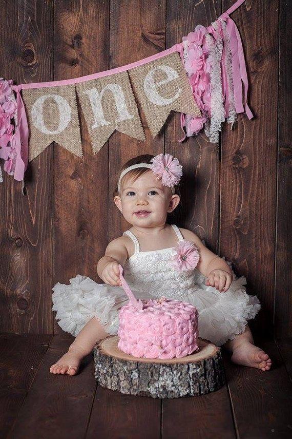 1d17ab5f9e5 First birthday outfit. Baby girl 1st Birthday by KadeesKloset