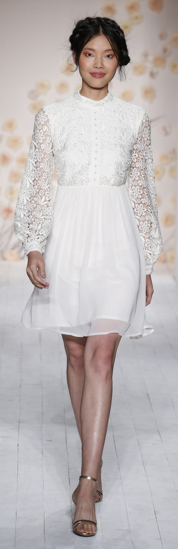 LC Lauren Conrad RTW Spring 2016 New York Fashion Week