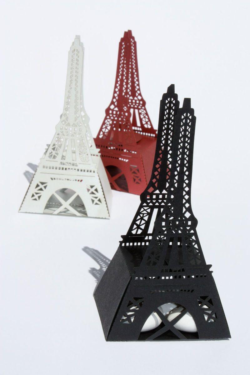 eiffel tower wedding theme | Eiffel Tower French Theme Laser Cut Out ...