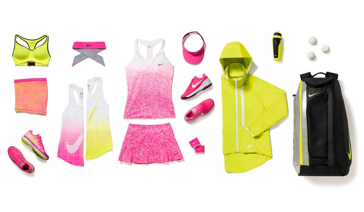 Tennis gear · Nike Tennis: Australian Open 2015 Collection