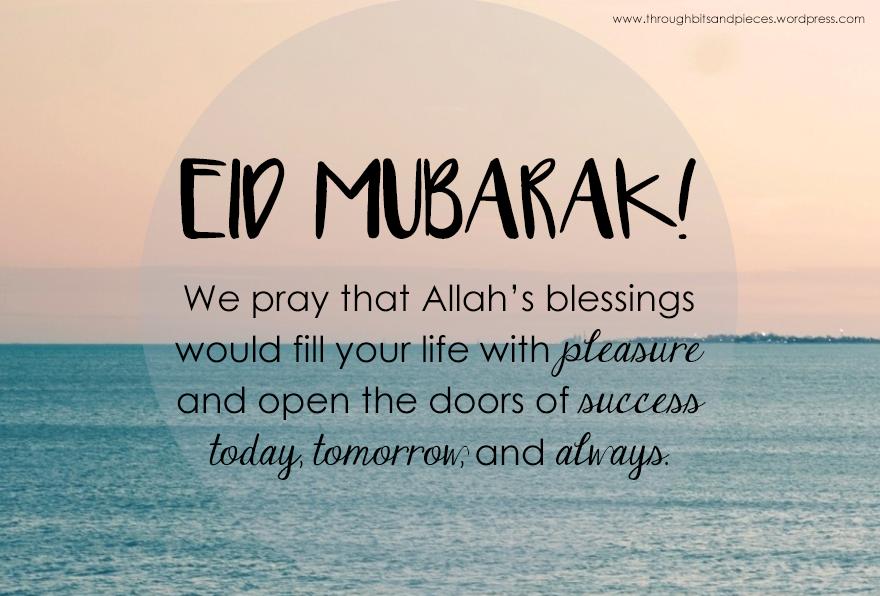 eid citater EID MUBARAK, dear brothers and sisters! | Ramadan/Eid | Pinterest  eid citater