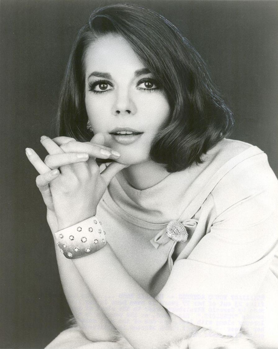 The beautiful Natalie Wood