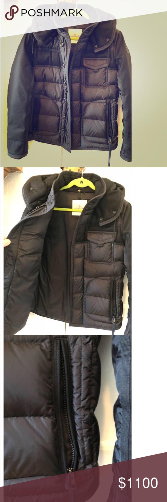 """Moncler """"Ryan"""" Jacket in Black NWT NWT Men's """"Ryan"""" jacket"""
