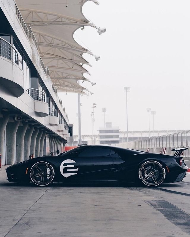 Turbooloverr Mansory 812 Or Ford Gt Photo By Henryjmw Via