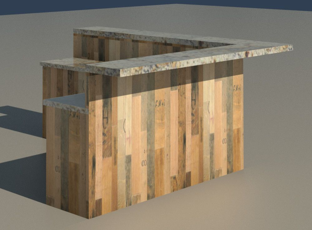 Reclaimed 3D Models and Textures | TurboSquid.com