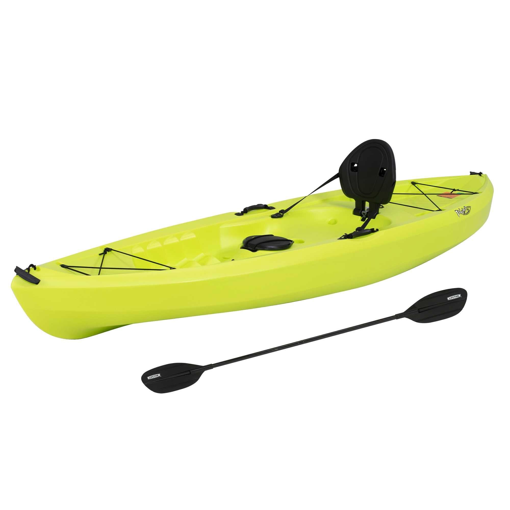 Sun Dolphin Bali 10 Sit On Kayak Pink Includes Paddle Walmart Com In 2020 Kayak Paddle Inflatable Kayak Kayaking