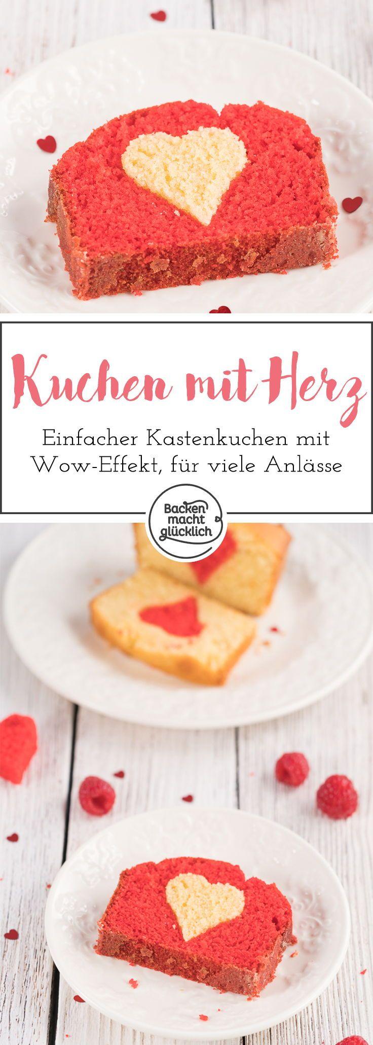 Ruhrkuchen Mit Herz Backen Macht Glucklich Rezept Muttertagskuchen Kuchen Ruhrkuchen