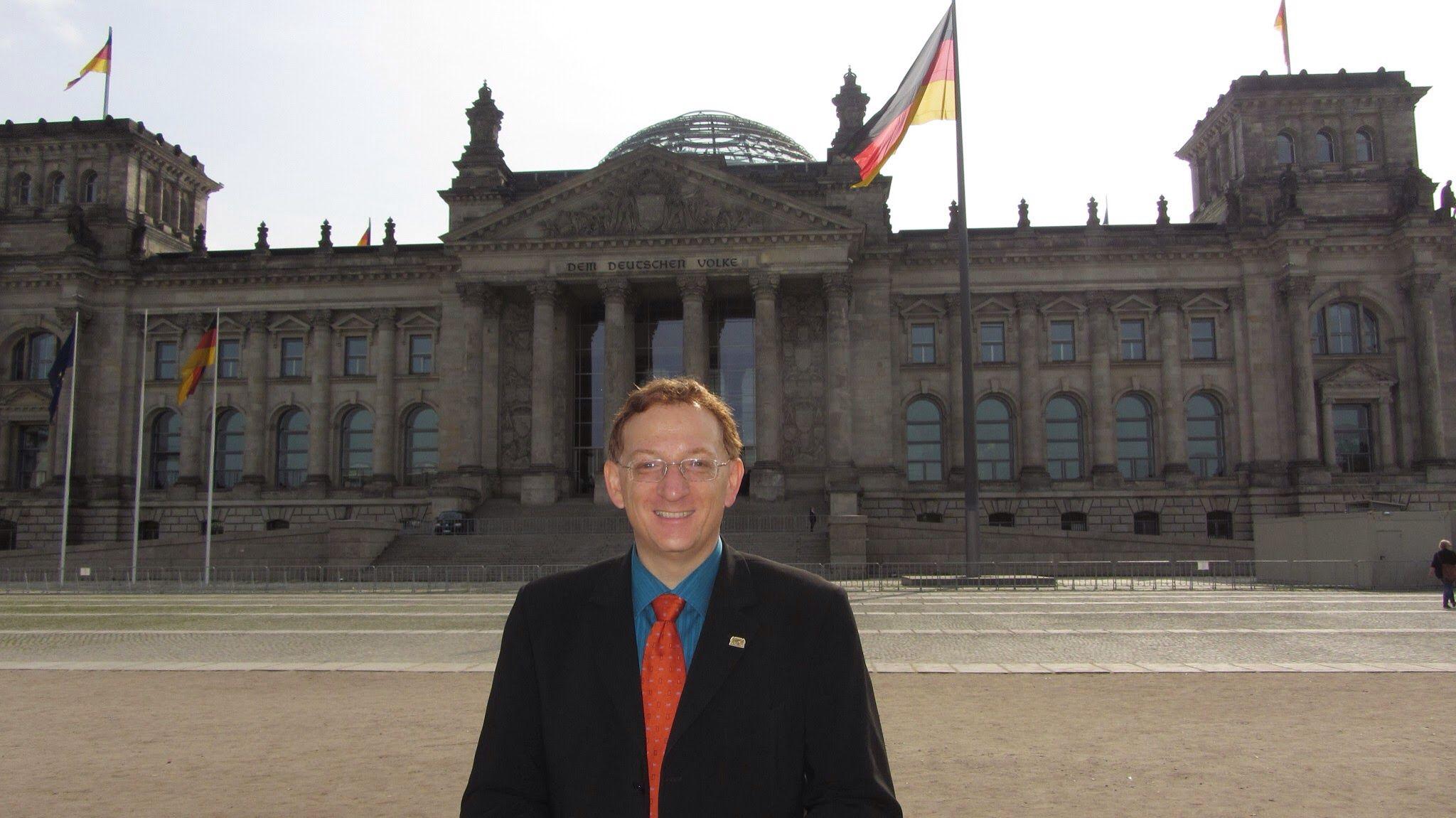 Kandidatur zum Bundestag