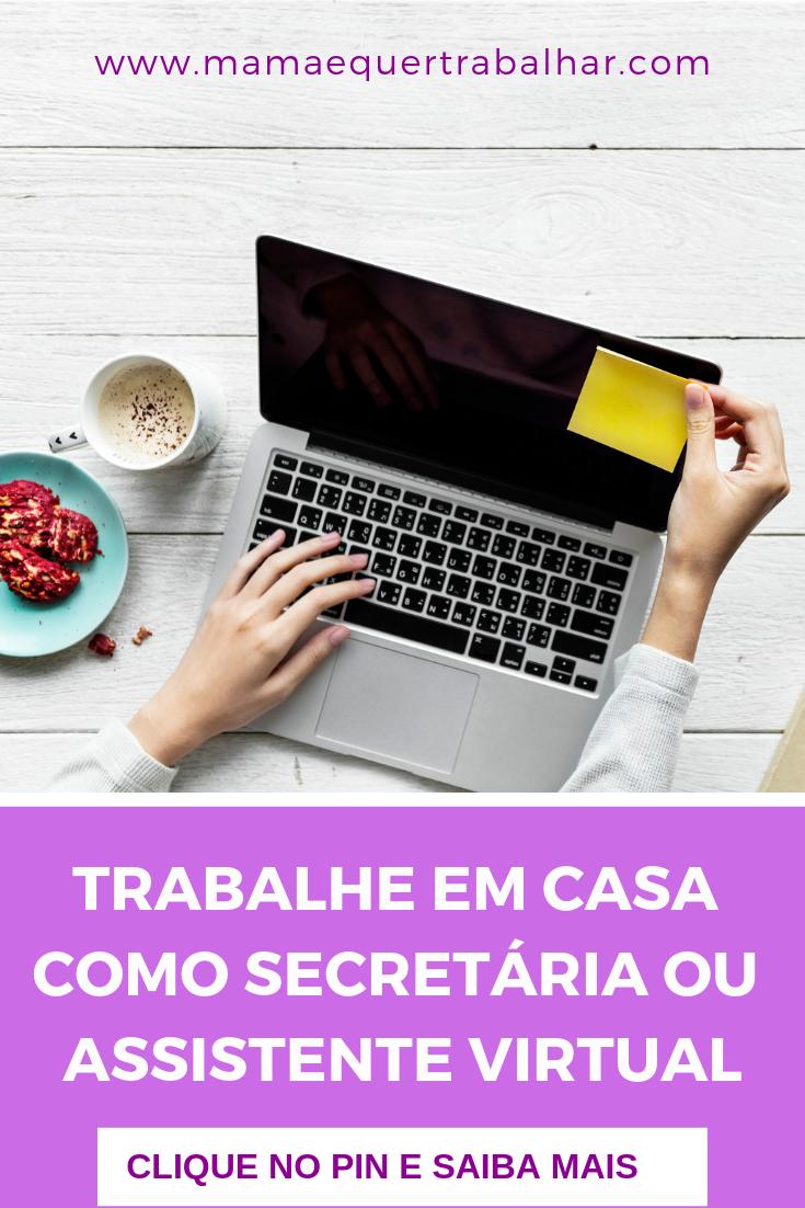 Como Ser Assistente Virtual ou Secretária Remota em 2020