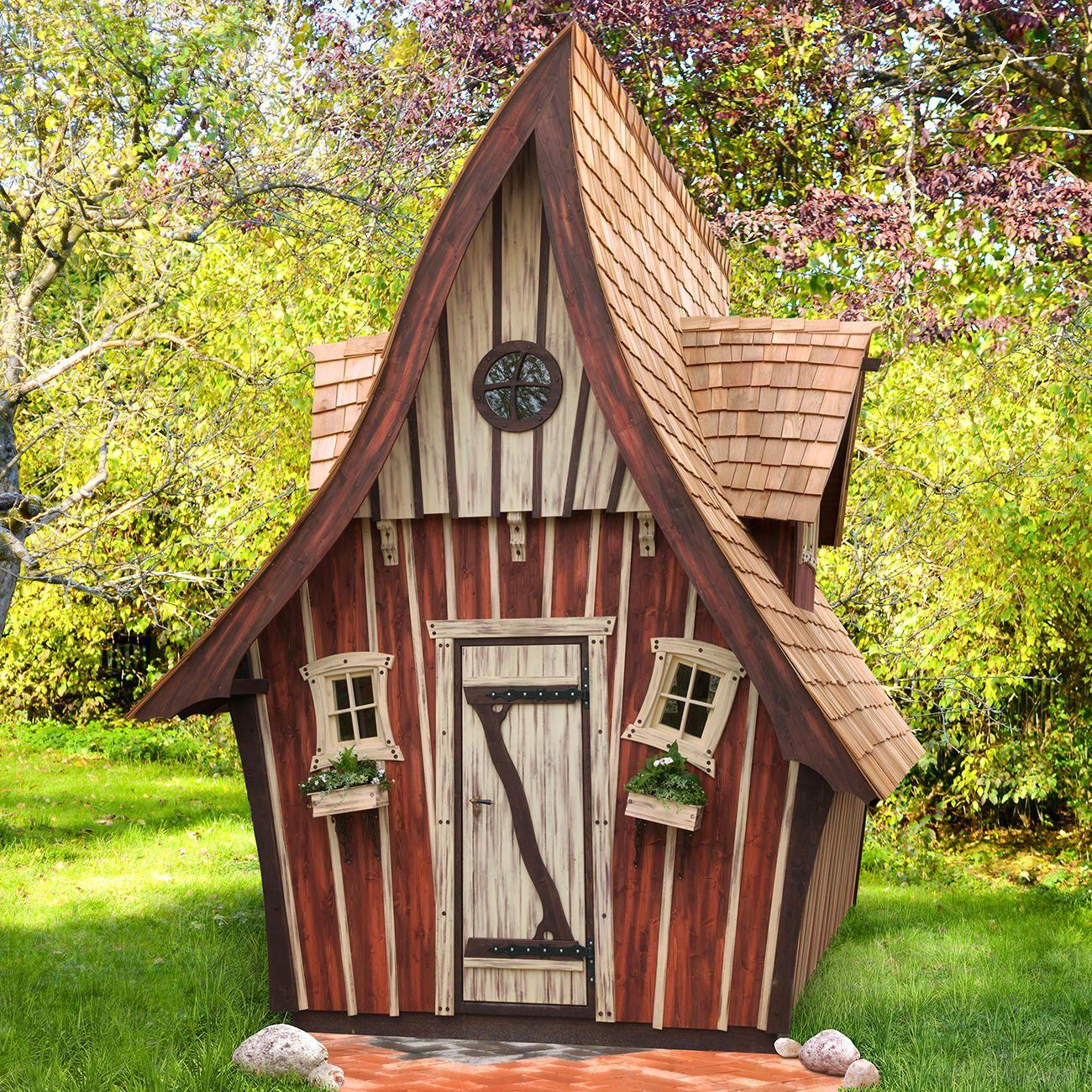 Hobbit haus kaufen cheap cool dieses traumhaus kostet weniger als euro unglaublich warte bis du - Hexen gartenhaus ...