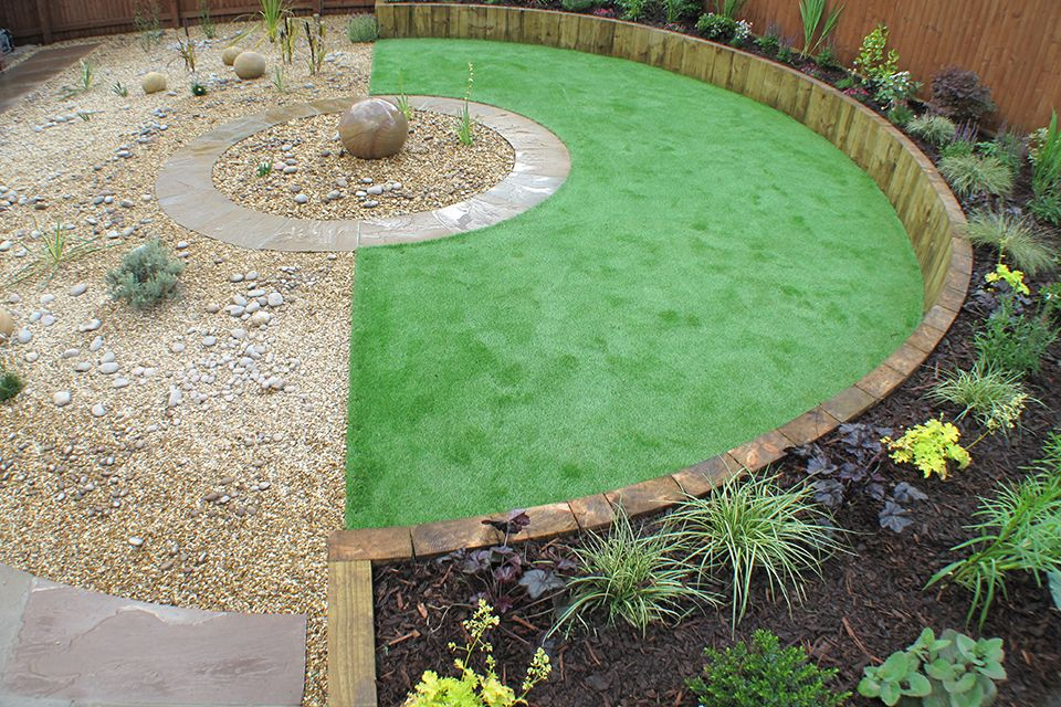 Landscape Design Leeds (With images) | Contemporary garden ...