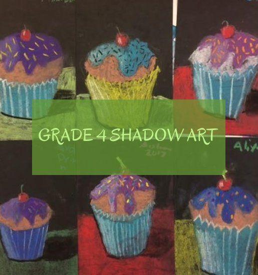 grade 4 shadow art