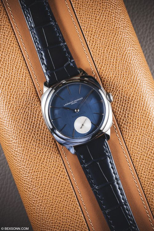 The Exclusive William & Son Limited Edition Laurent Ferrier Galet SquareRead the Full Post