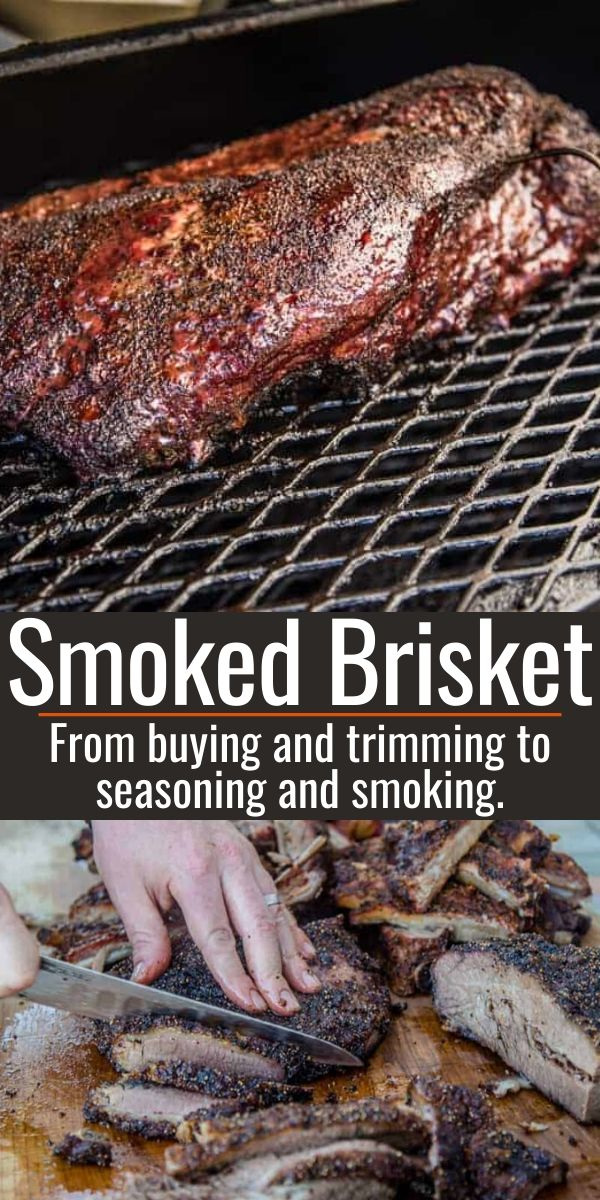 Complete Smoked Brisket Guide