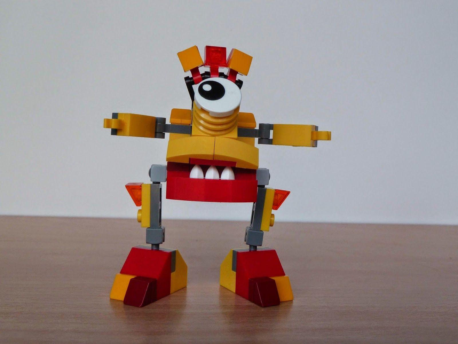 Totobricks: VULK ZAPTOR MURP LEGO MIXELS Série 1 Lego 41501 Lego 41507 http://www.totobricks.com/2015/01/vulk-zaptor-murp-lego-mixels-serie-1.html