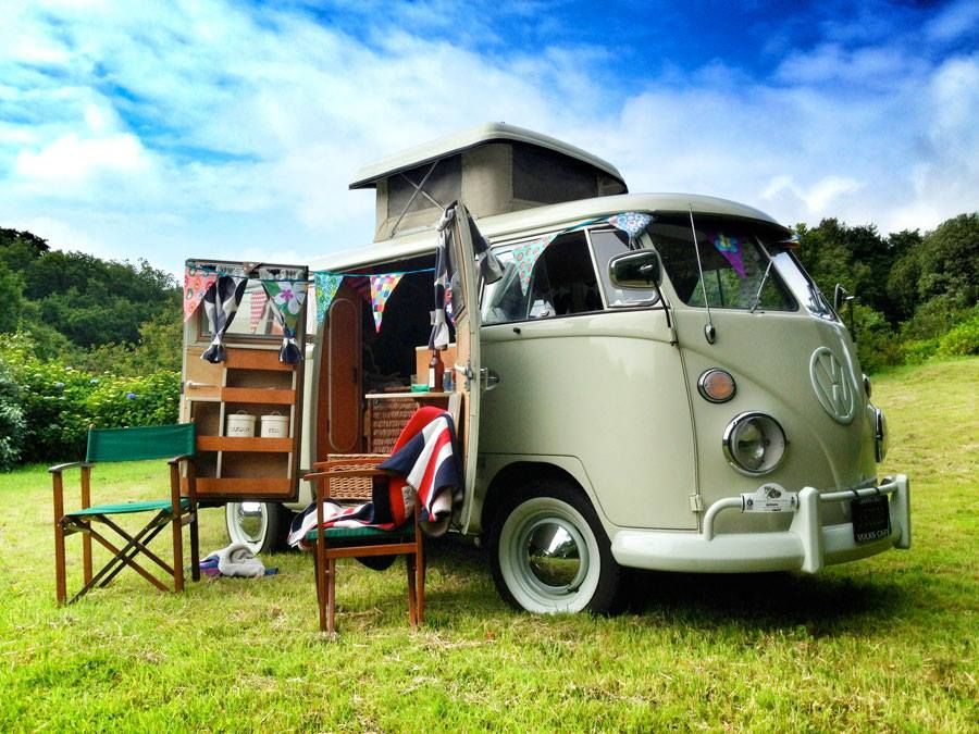 Take a Teeny Tiny Holiday: Small Space Campers, Trailers ...