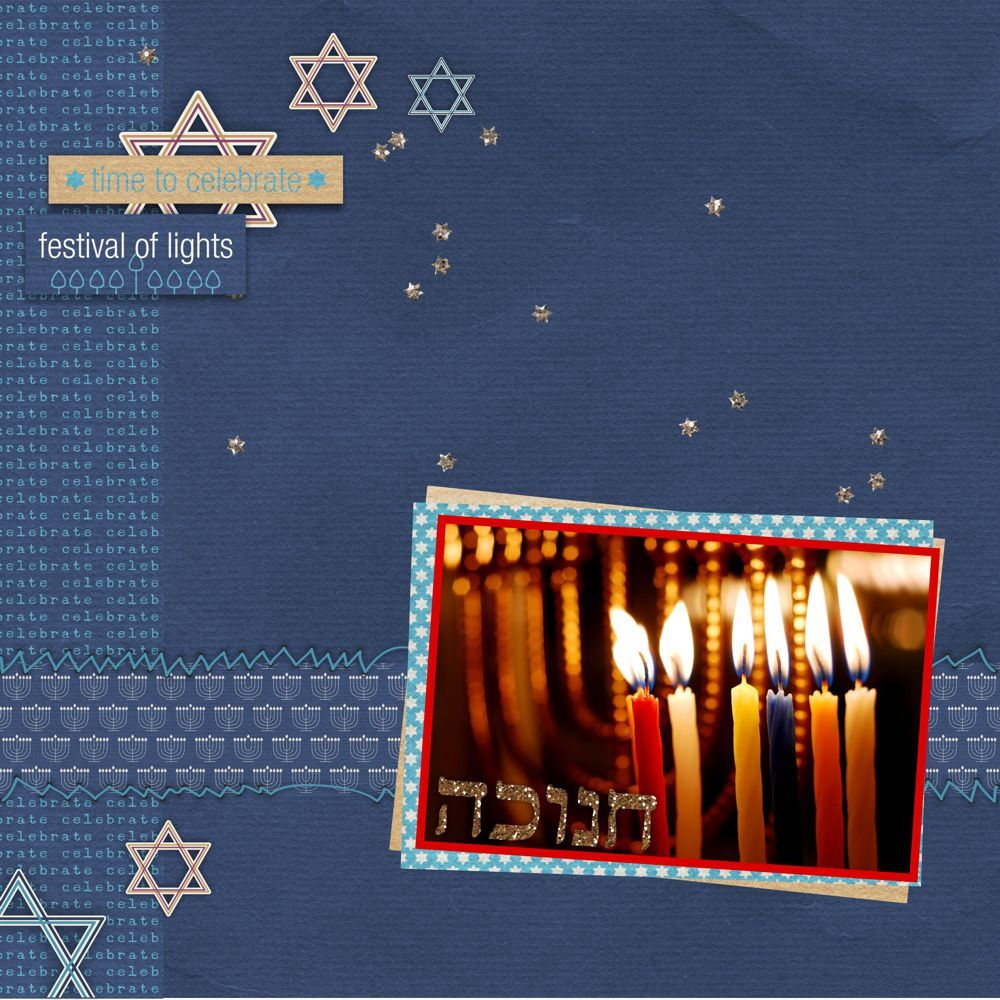 New bundle Hanukkah will be released today (18th of november 2013) at www.pixelscrapper.com !