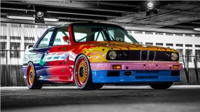 Ken Done 1989 – BMW M3