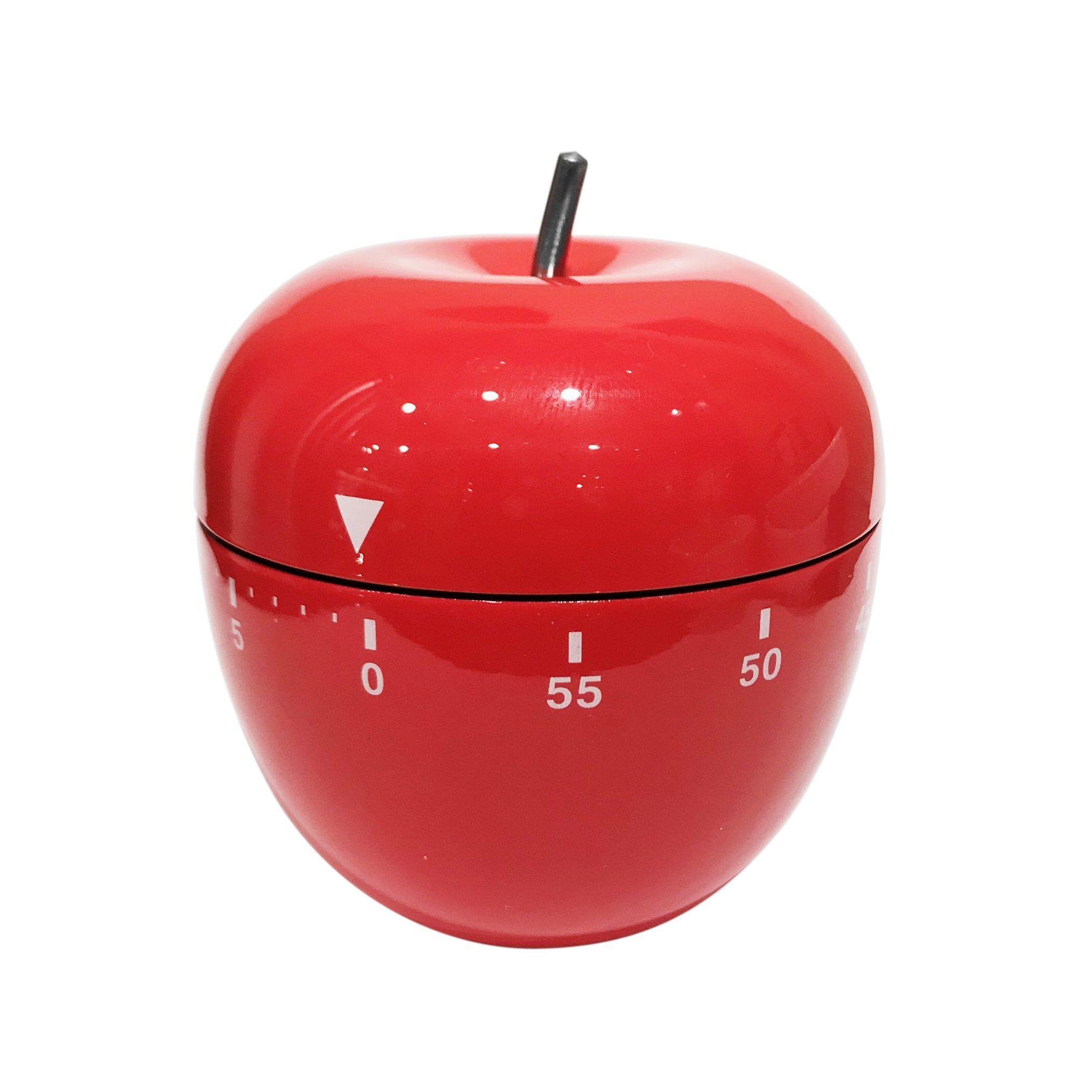 OGGI Prep Apple 60Minute Kitchen Timer Kitchen timers