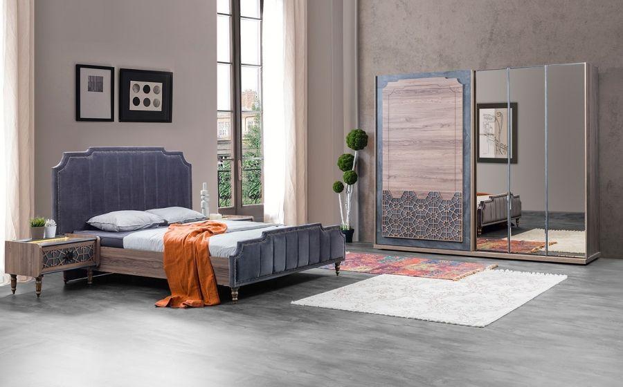 Schlafzimmer Set Hunkar Wohnen Beige Wohnzimmer Schlafzimmer Set