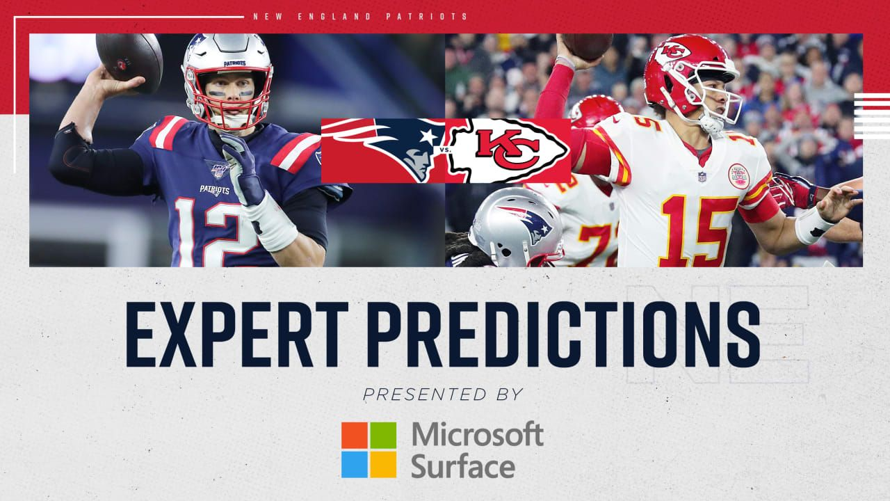 Game Predictions Expert Picks For Patriots Vs Chiefs National Football League News Experts Share Their Picks For The Patriot Nfl News National Football League Patriots
